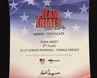2016 USAT Jr. National Team Trails