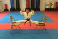 Ultimate Chair Splits Club